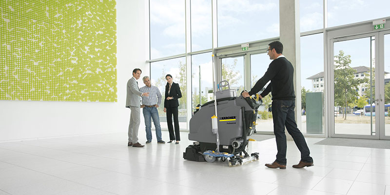 karcher hire and leasing - Dispo products