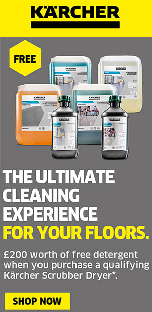 Free Karcher professional detergents - Dispo Products